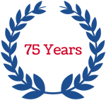 Established 75 years